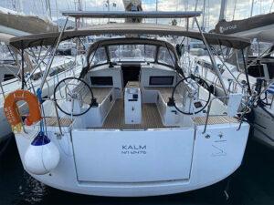 kalm - Jeanneau Sun Odyssey 490